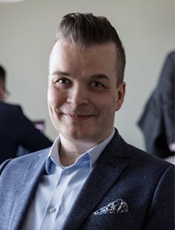 Arto Hartikeinen, eläkepalvelujohtaja